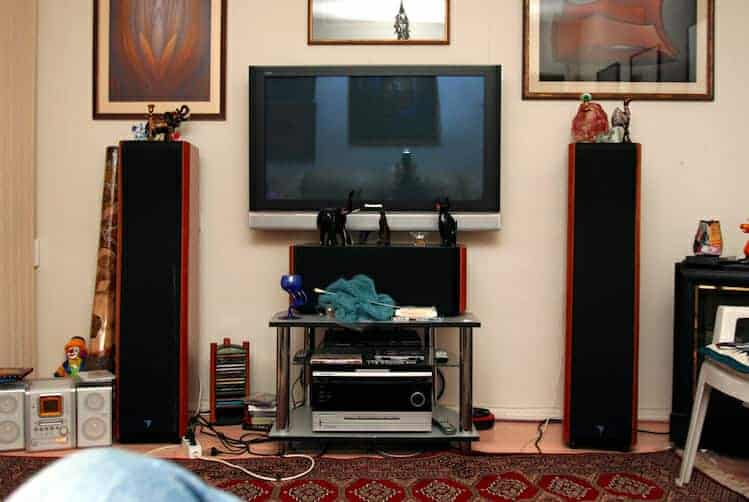 System set up