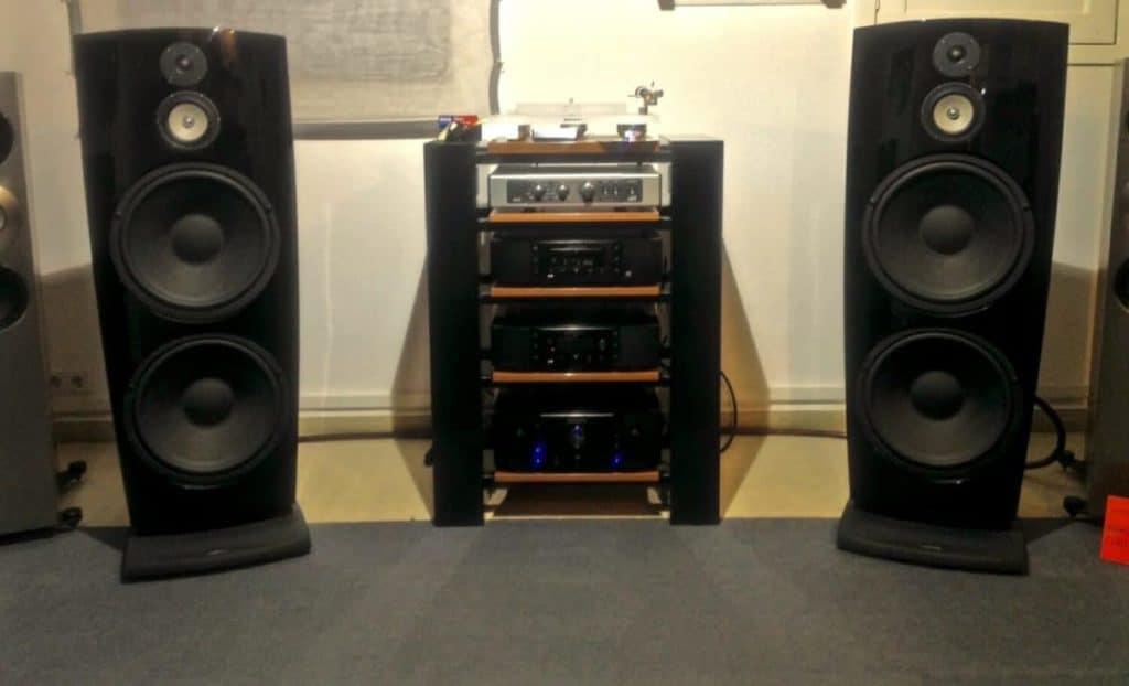 Speaker system in vilnius