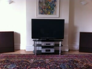Tannoy Berkeley speakers in UK