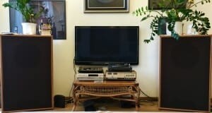 Music and Tannoy test