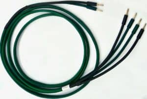 audiophile bi-wired cable