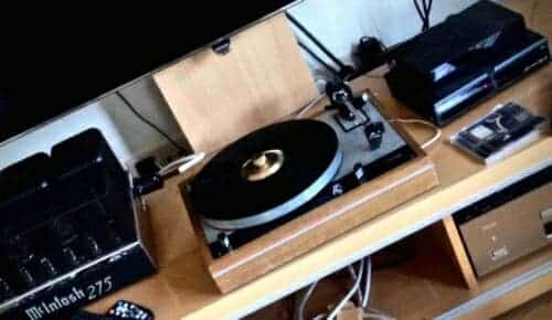 Turntable and sub-Platter upgrades