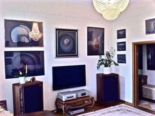 Bigger is Better absolutely -choosing a larger stereo system
