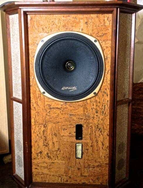 Best speaker amp and turntable