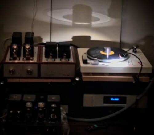 Vinyl sounds beautiful