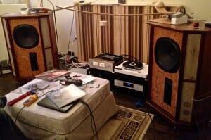 Tannoy loudspeakers