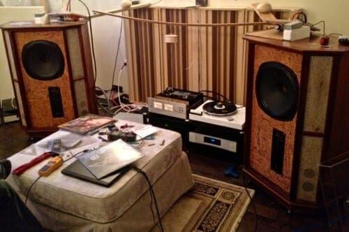 Audiophiles make sound better