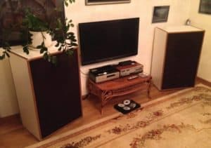 Tannoy cabinets