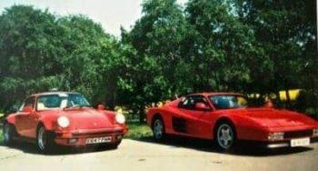 Porsche best but Ferrari club?