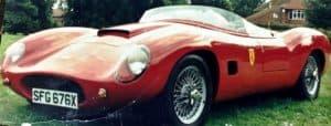 jaguar E-Type 1963