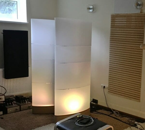 WOLFVONLANGA audiophile set up