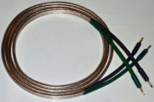 Audiophile cable Intro series range Audiophile and audiophile Surprise cable results
