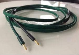 audiophile loudspeaker cable review
