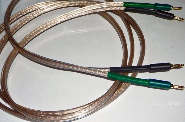 Intro Loudspeaker cable