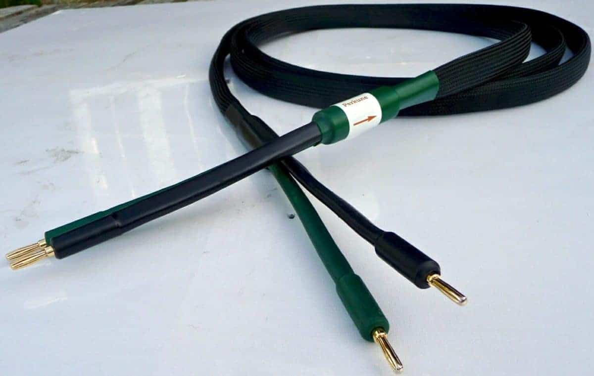 Ultimate speaker cable 3.5 meter