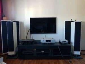 System set up service
