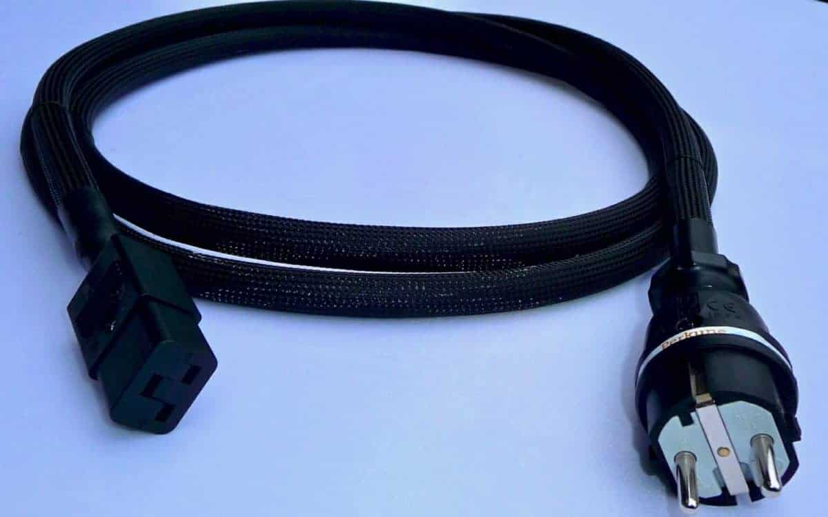 Three meter power cord