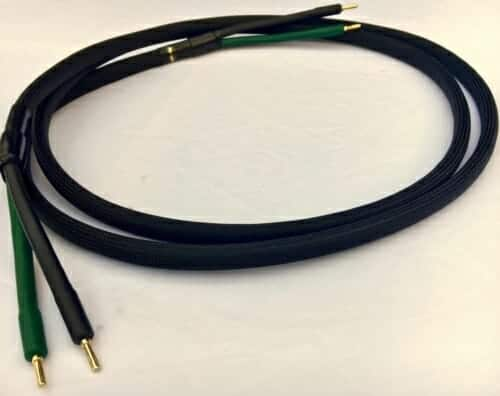 Three meter loudspeaker cable