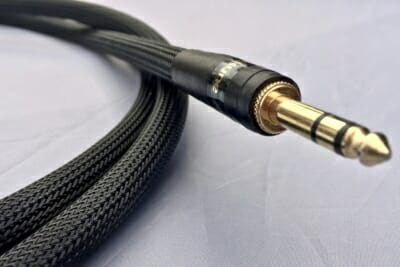 Audiophile Extreme headphone cable