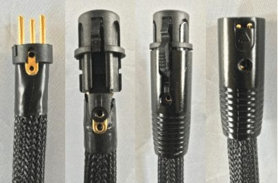 XLR connections