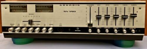 Grundig sv140 Anti-vibration audiophile VibePad