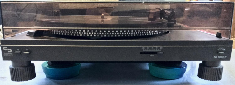 Turntable - vintage