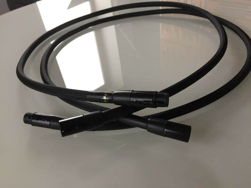 Perkune XLR cables