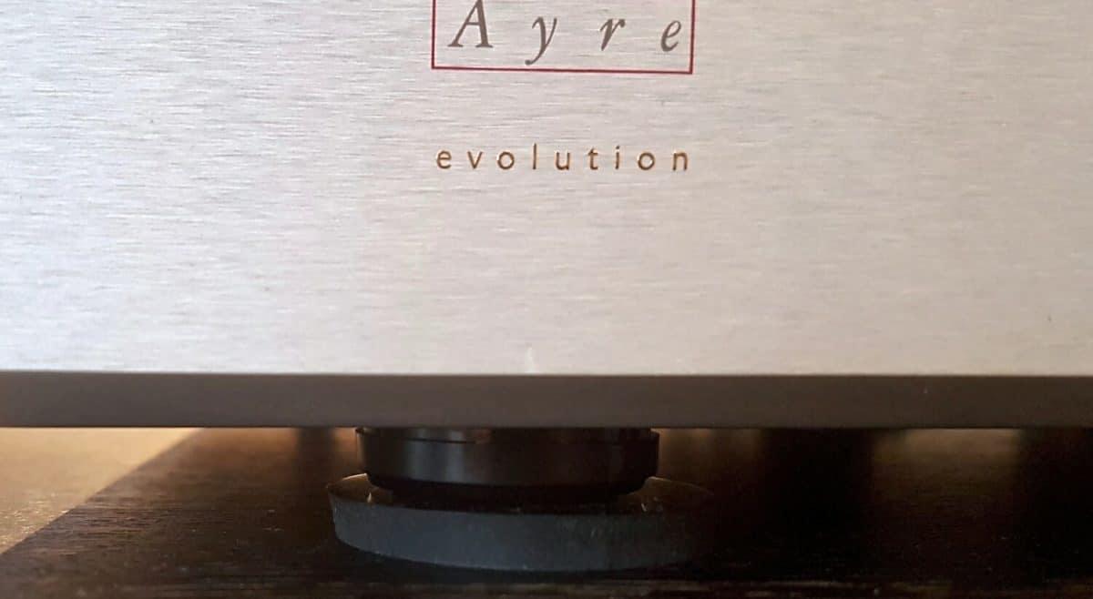 Ayre amplifier