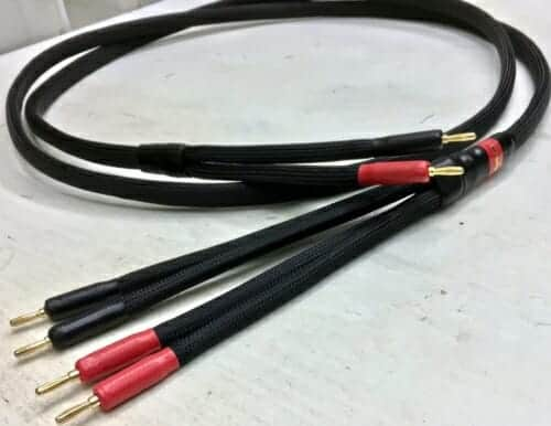 Extreme loudspeaker cable