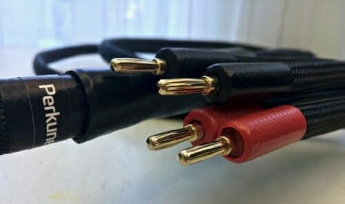 Best bi-wired speaker cable