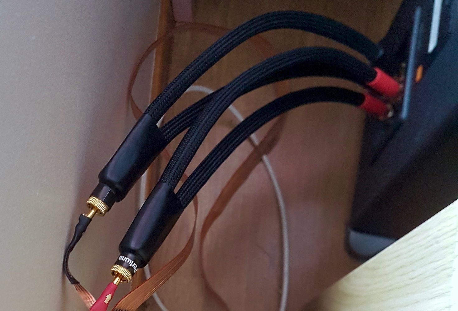 The Ultimate Bi-wired adaptor cable