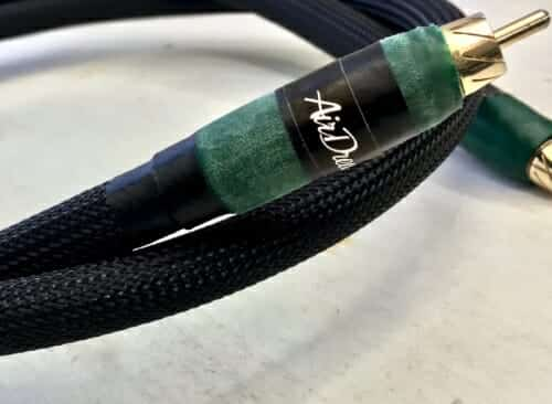 The AirDream copper RCA interconnect
