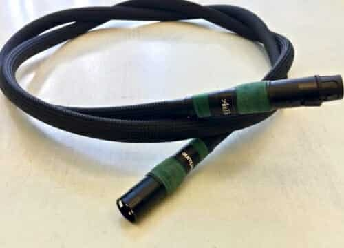 AirDream Two-meter XLR balanced cable