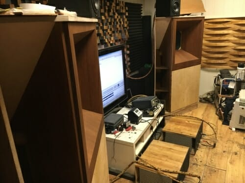 System set up best cables for hifi speakers