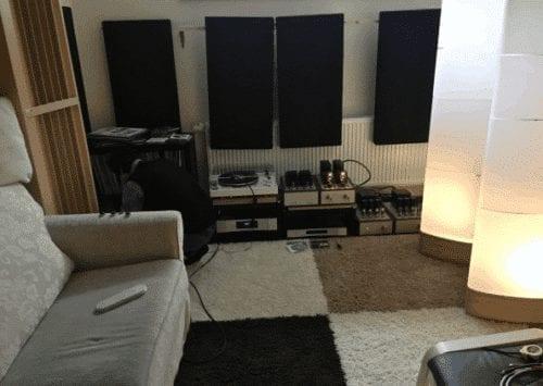 Audiophile system setup