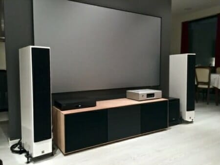 Sound improvement - System setup - complimentary