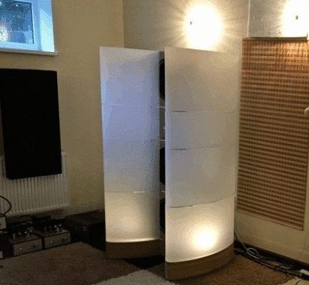WOLFVONLANGA audiophile set up first move