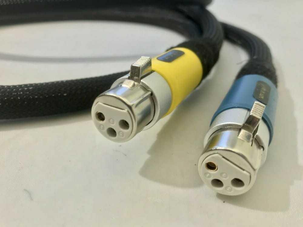 Perkune audiophile cables