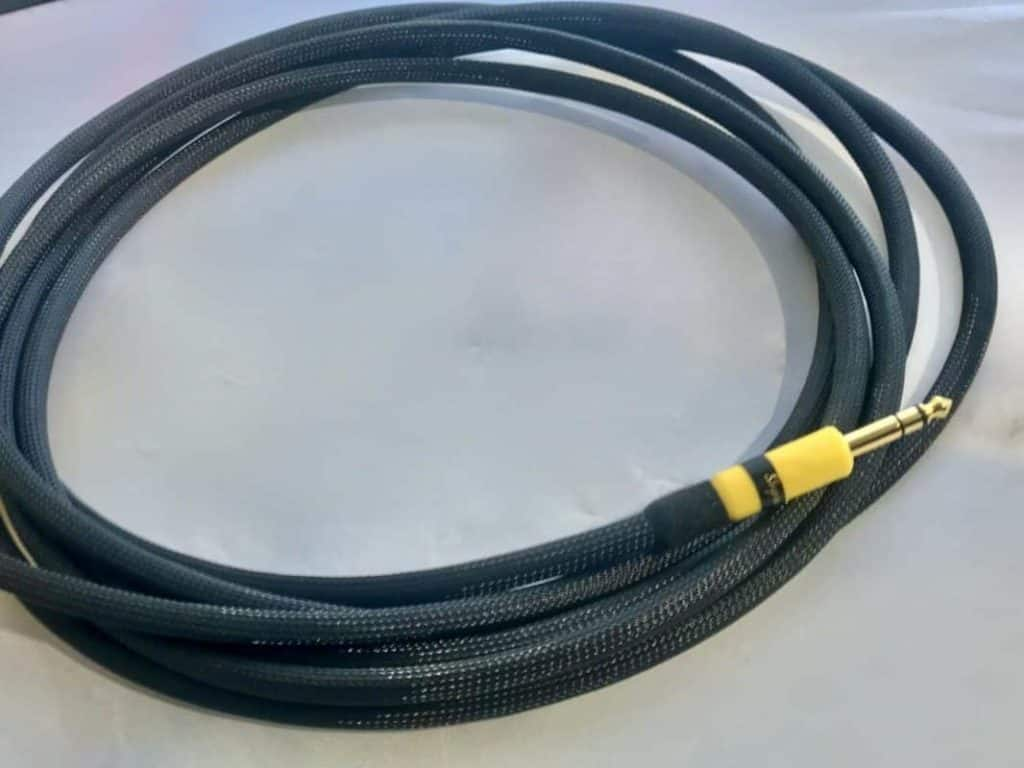 Reference headphone cable - Supreme headphone extension Audiophile cables