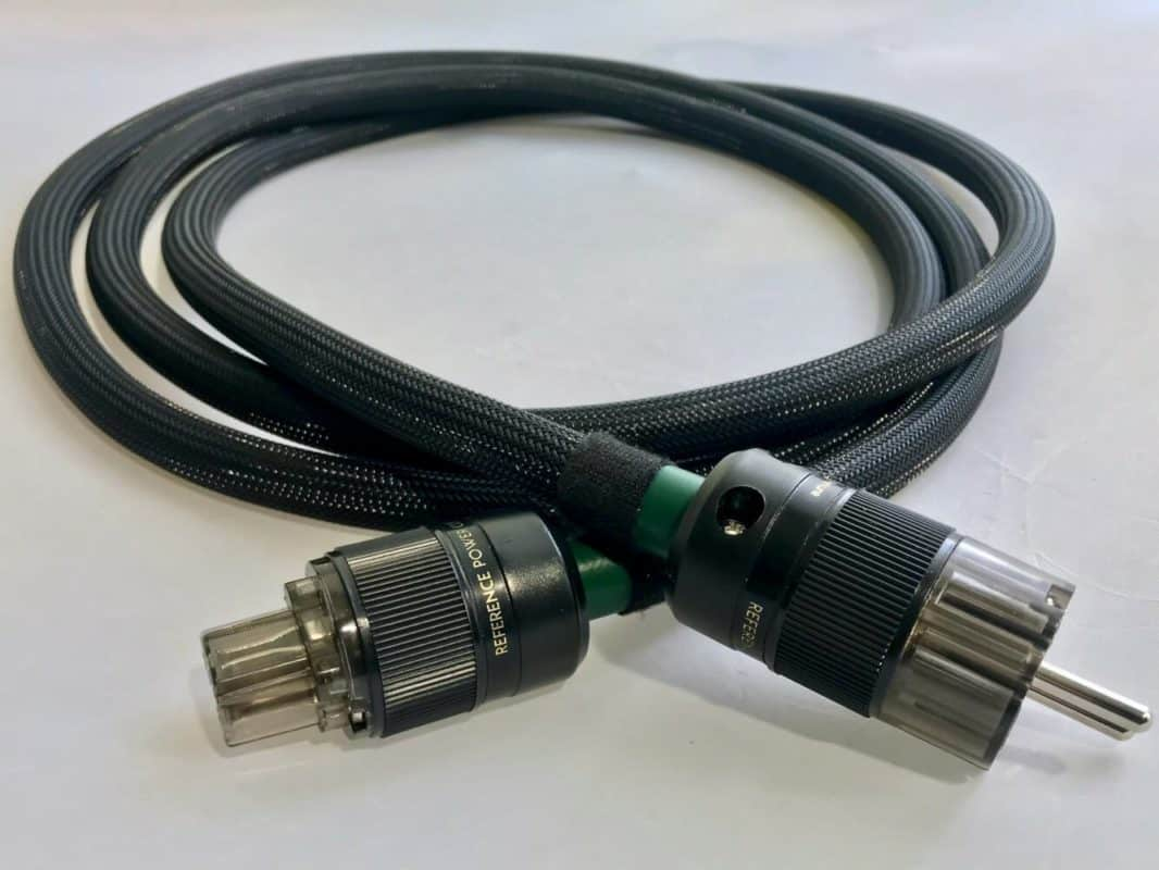 Reference Power cable
