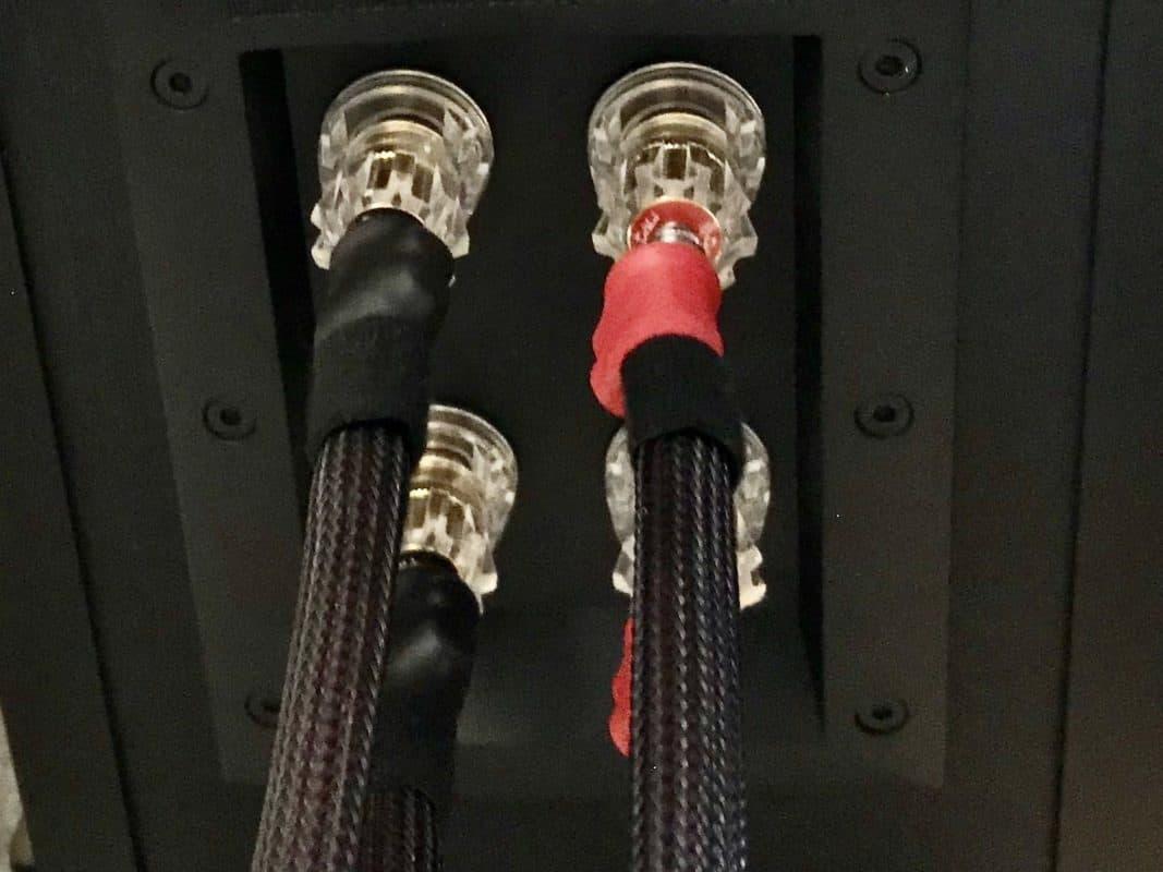 Rhodium plugs on audio