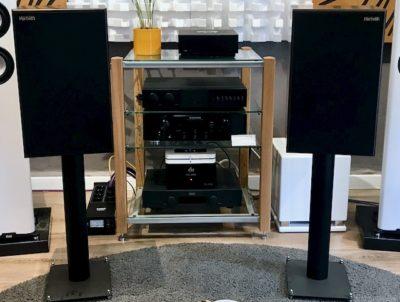 Habeth speakers testing