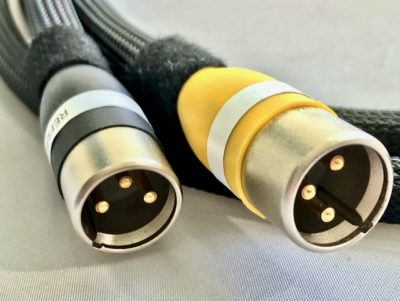 Reference 2 XLR interconnect