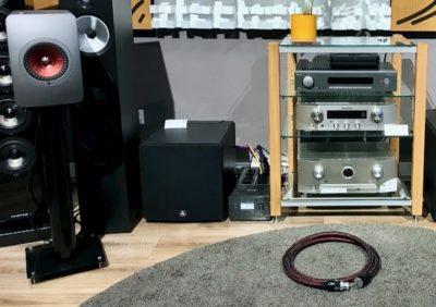 KEF wireless II / Reference 2 power