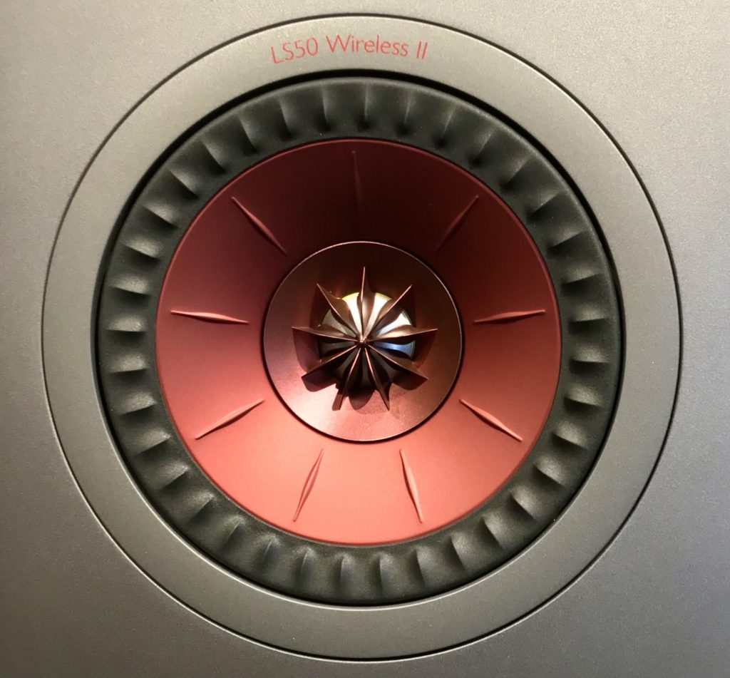 KEF wireless 2 / Reference 2 power