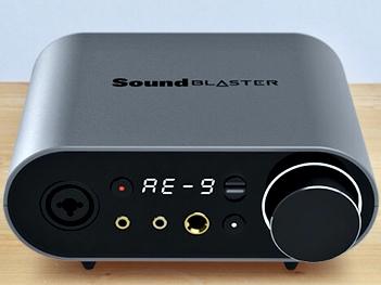 Sound Blaster AE-9 improved