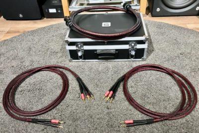 Matrix Bi-wire cables