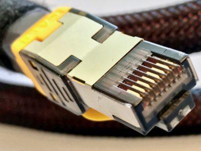 CAT8 Ethernet Cable 'Matrix'