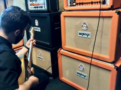 Guitar cable testing