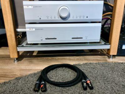 Audiophile XLR Matrix cable
